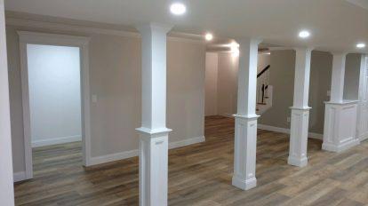 Empty Living Room Viynl
