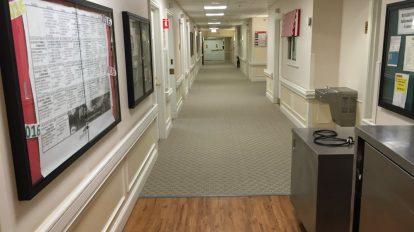 Gray Hospital Hall