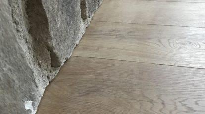 Stone Edge With Light Lamintate