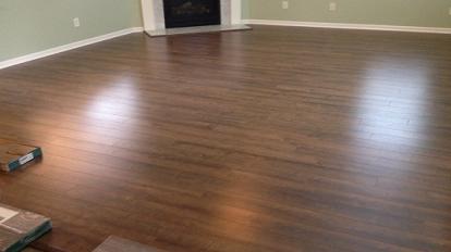 Wood Laminate Living Room